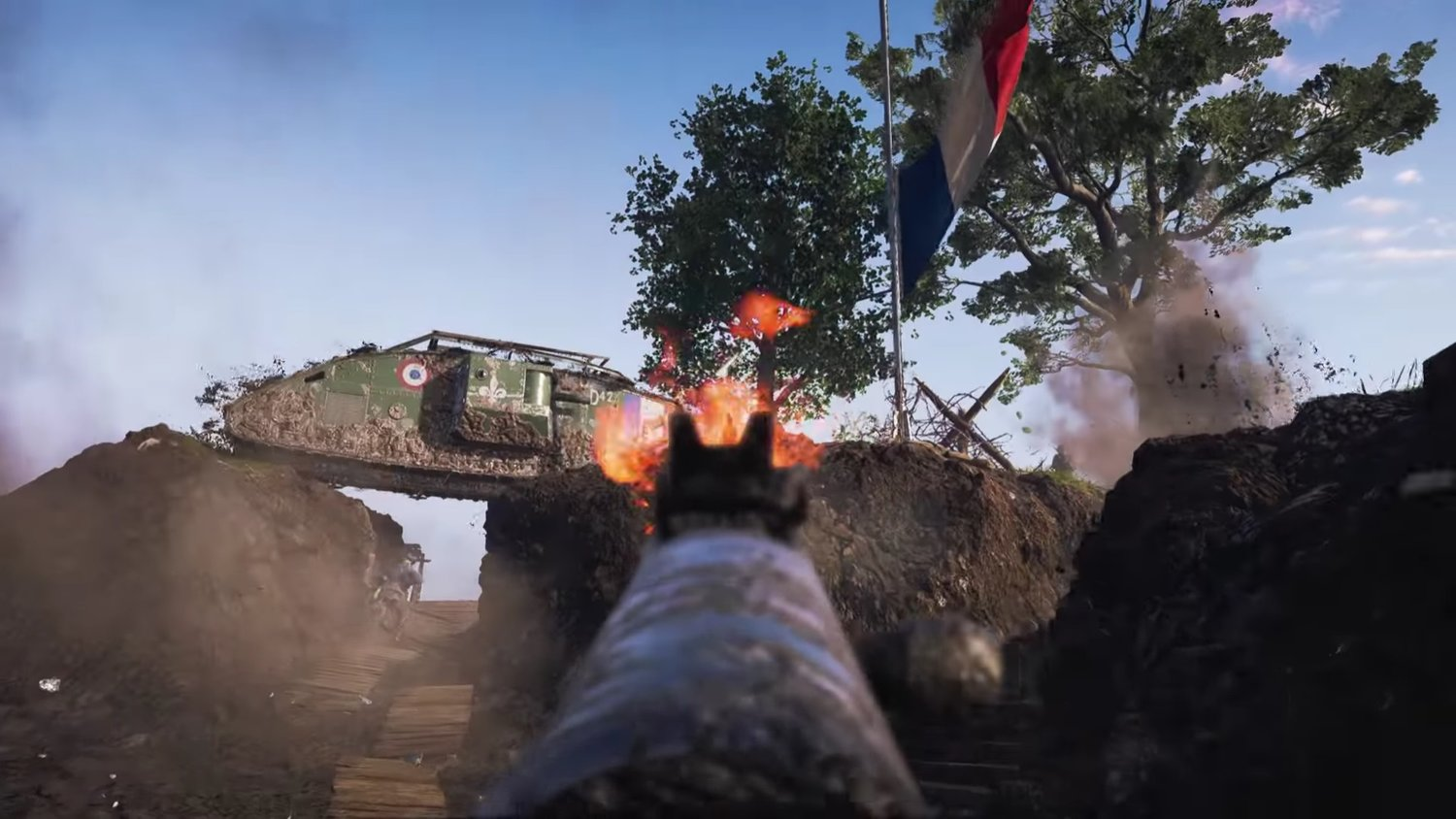 Check Out BATTLEFIELD 1's New Mode