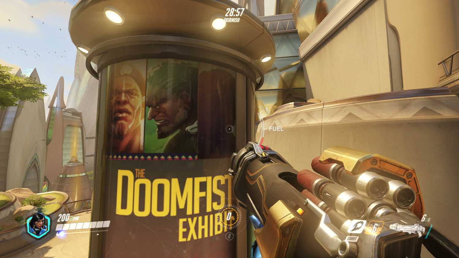 Sounds Like Doomfist Is Not The Next Champion In OVERWATCH