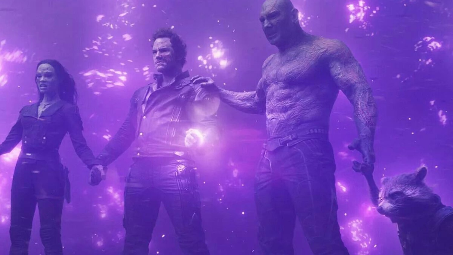 Chris Pratt on How the Power Stone Changed Star-Lord in GUARDIANS OF THE GALAXY VOL. 2