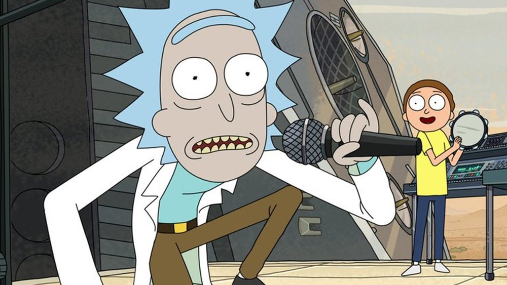 Watch rick and morty season 4 trailer
