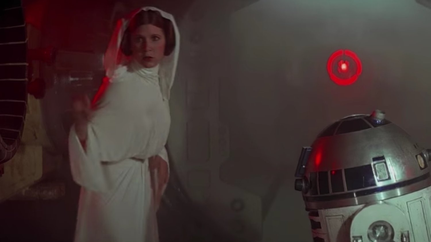 Watch: Voice Actor Dubs in Actual Lines for R2-D2