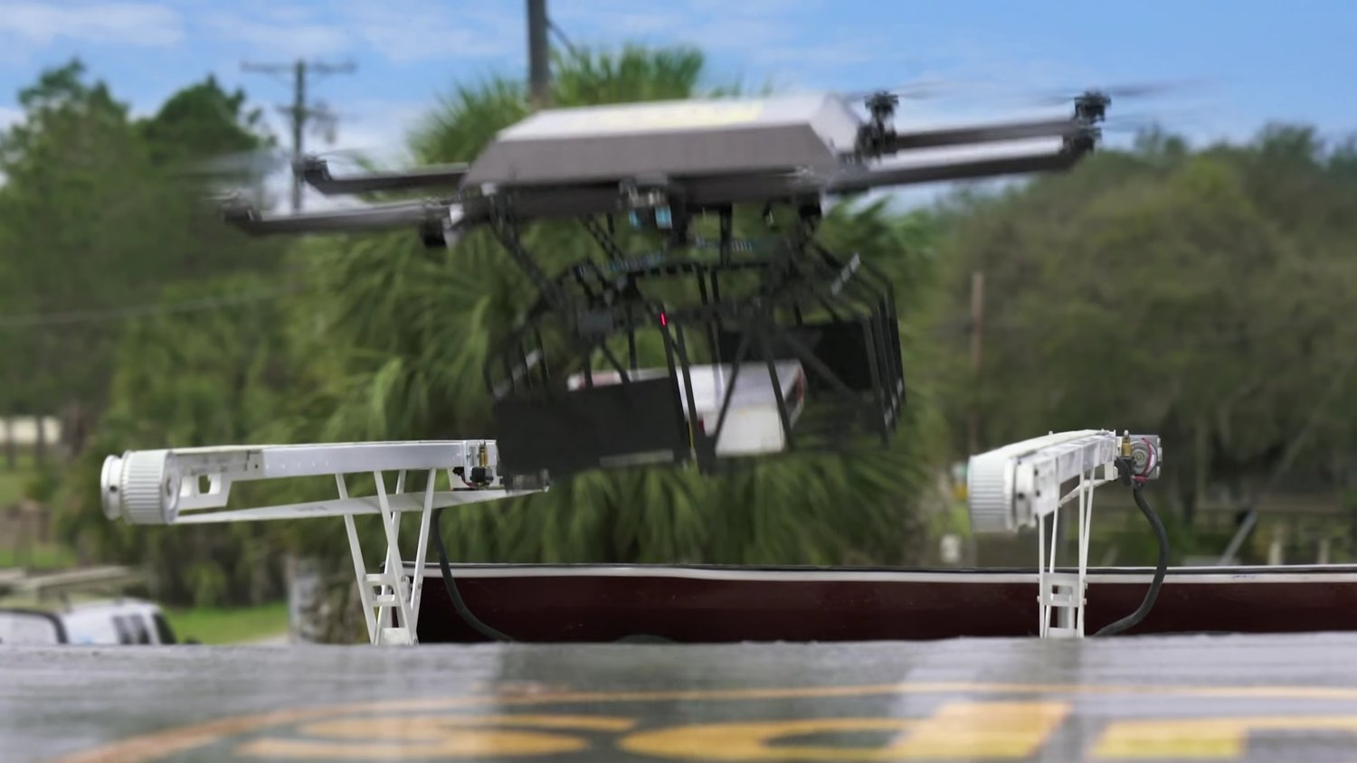 UPS Gives an Example of What Actual Drone Delivery Will Look Like