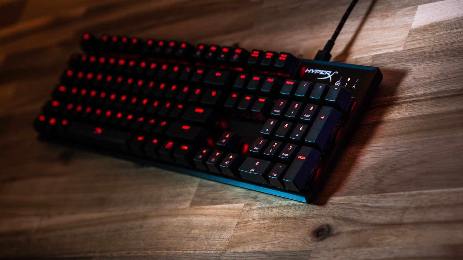 Contest: Enter to Win a Hyper X Alloy FPS Mechanical Keyboard!