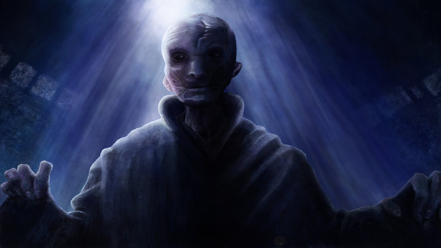 STAR WARS: AFTERMATH Book Potentially Contains Clues to Supreme Leader Snoke's Origin