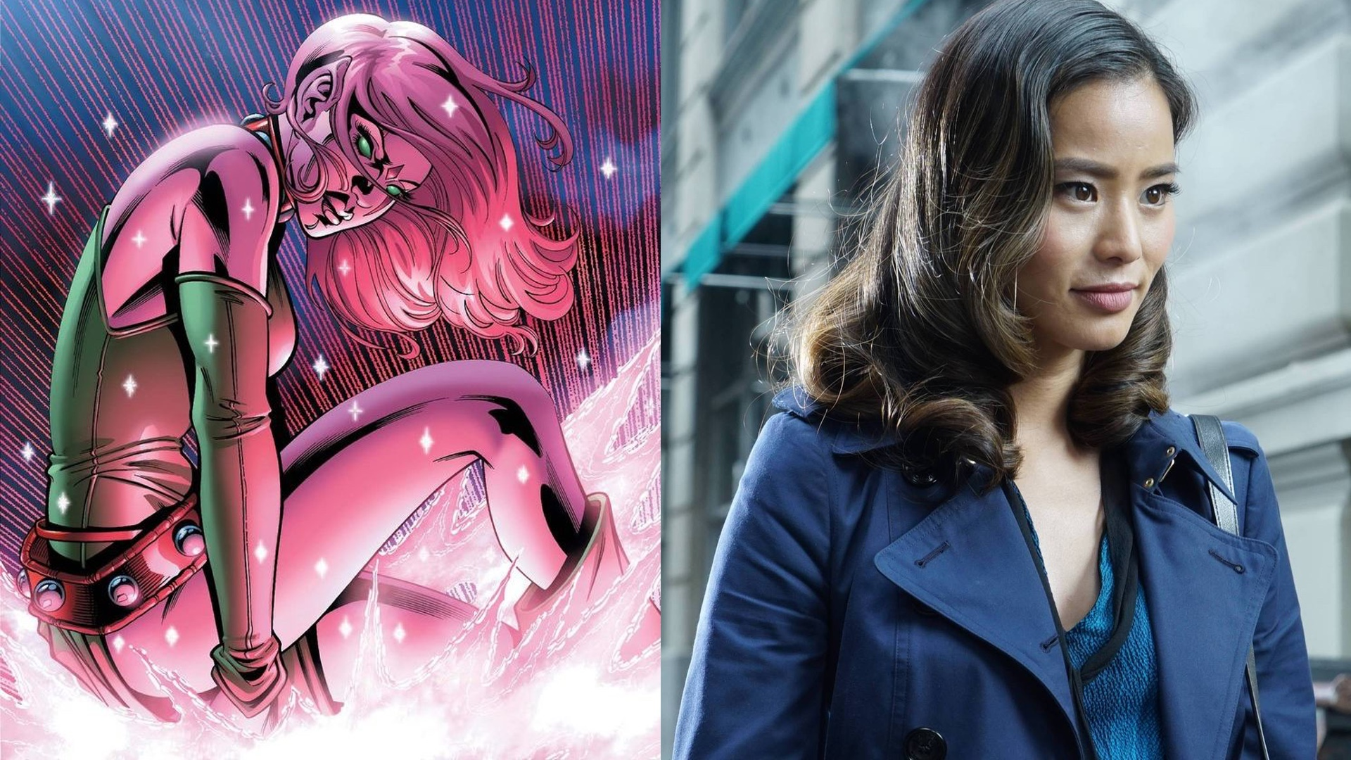 jamie chung cast in the role of blink in bryan singer's x-men tv