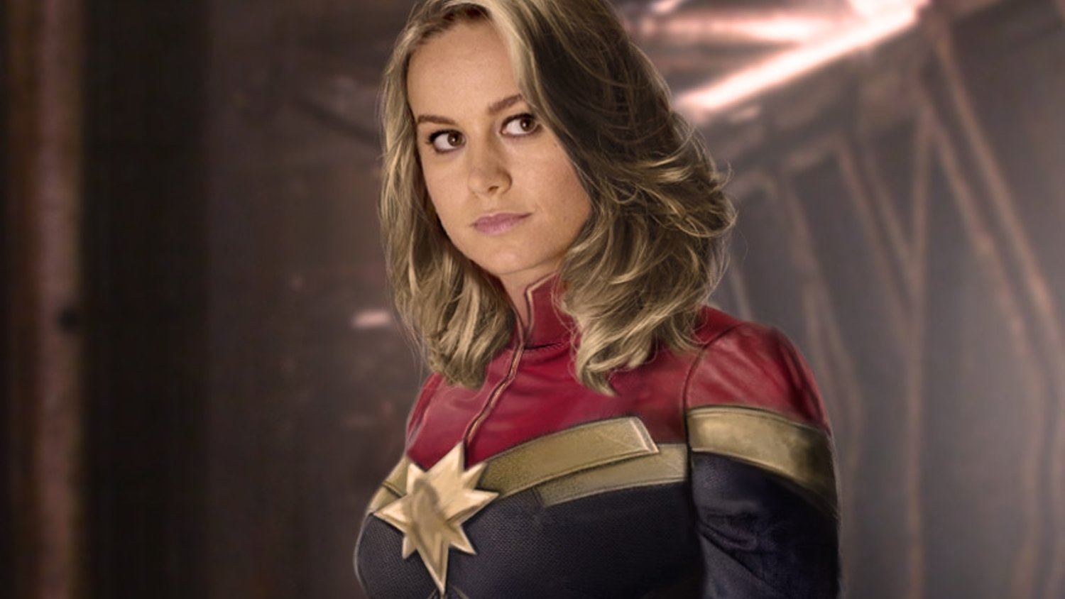 Brie Larson Says CAPTAIN MARVEL Is a Bridge Between Two Worlds and Her Look Won't Please Everyone