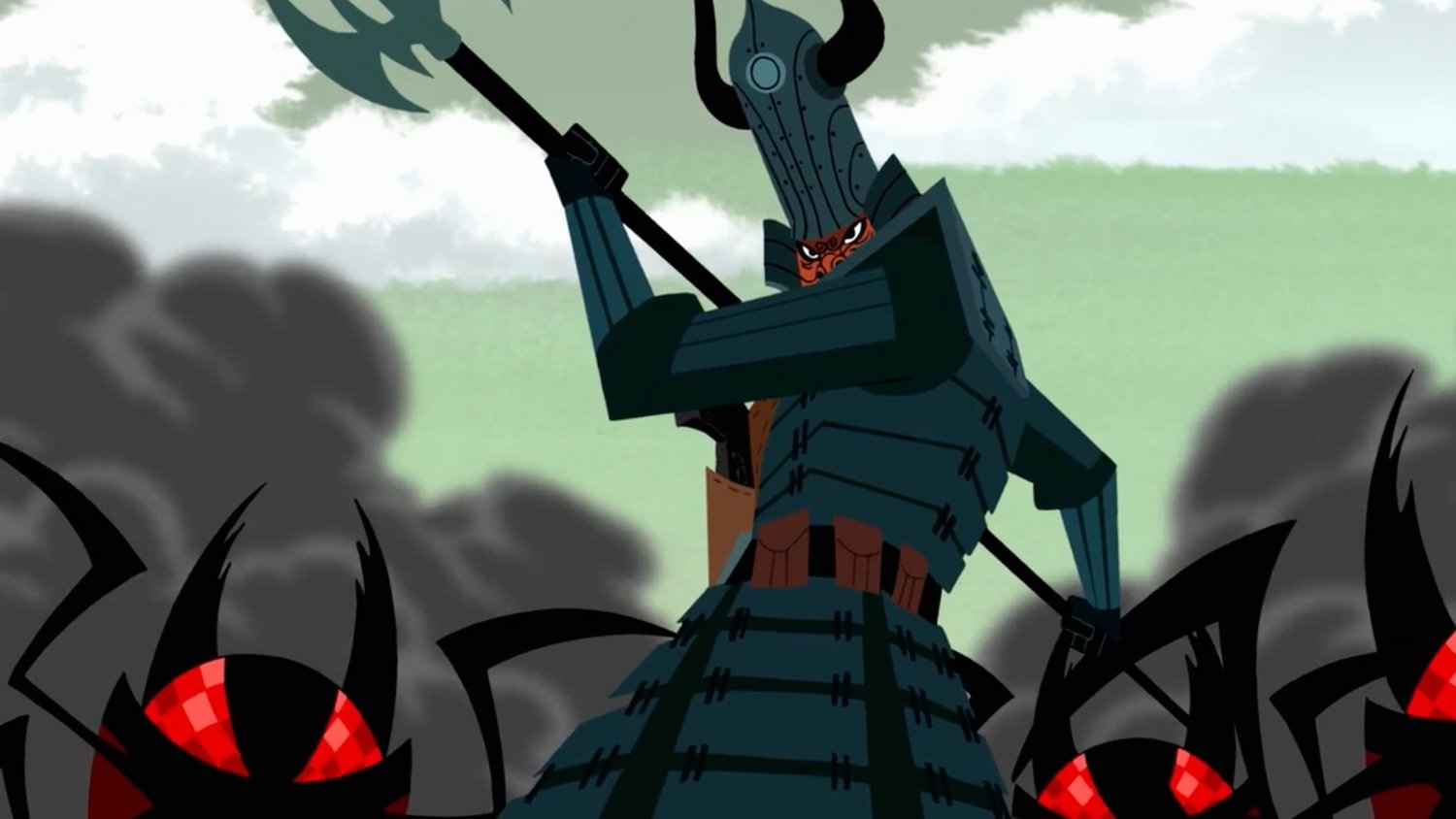 Watch The First Badass Action Packed Clip From Samurai Jack Season