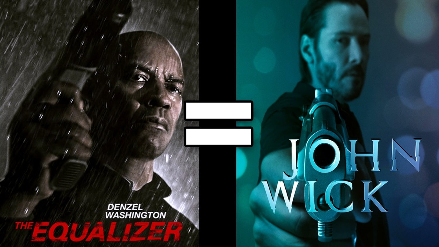 24 Reasons JOHN WICK and THE EQUALIZER Are the Same Movie