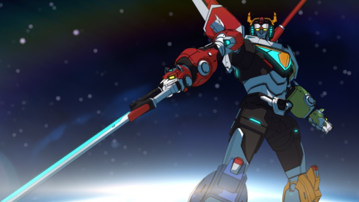 Netflix's VOLTRON: LEGENDARY DEFENDER Has a 78 Episode Commitment, Season 3 Premieres in 2017!