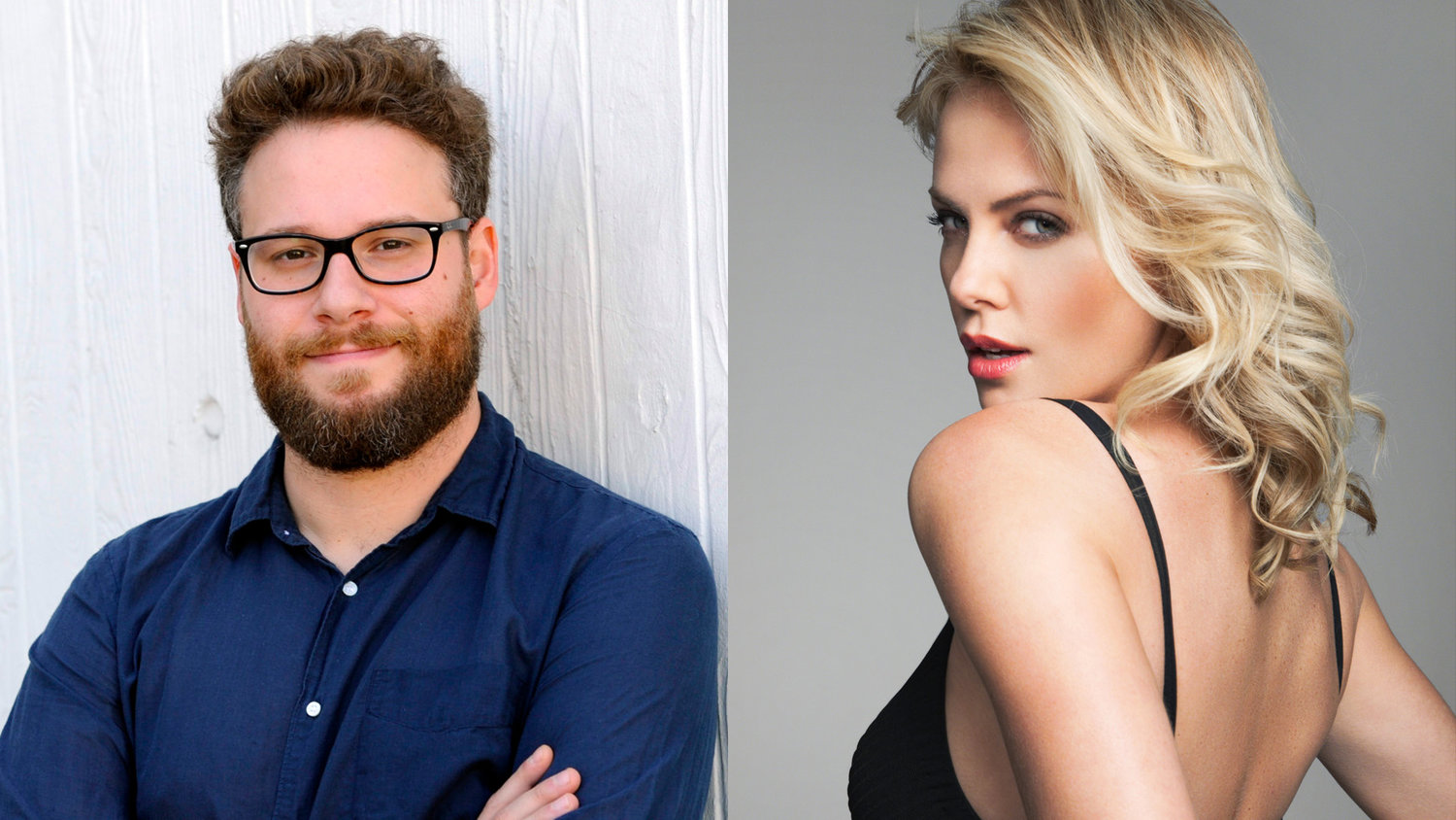 Unlikely Co-Stars Seth Rogen and Charlize Theron to Headline a New Comedy Called FLARSKY