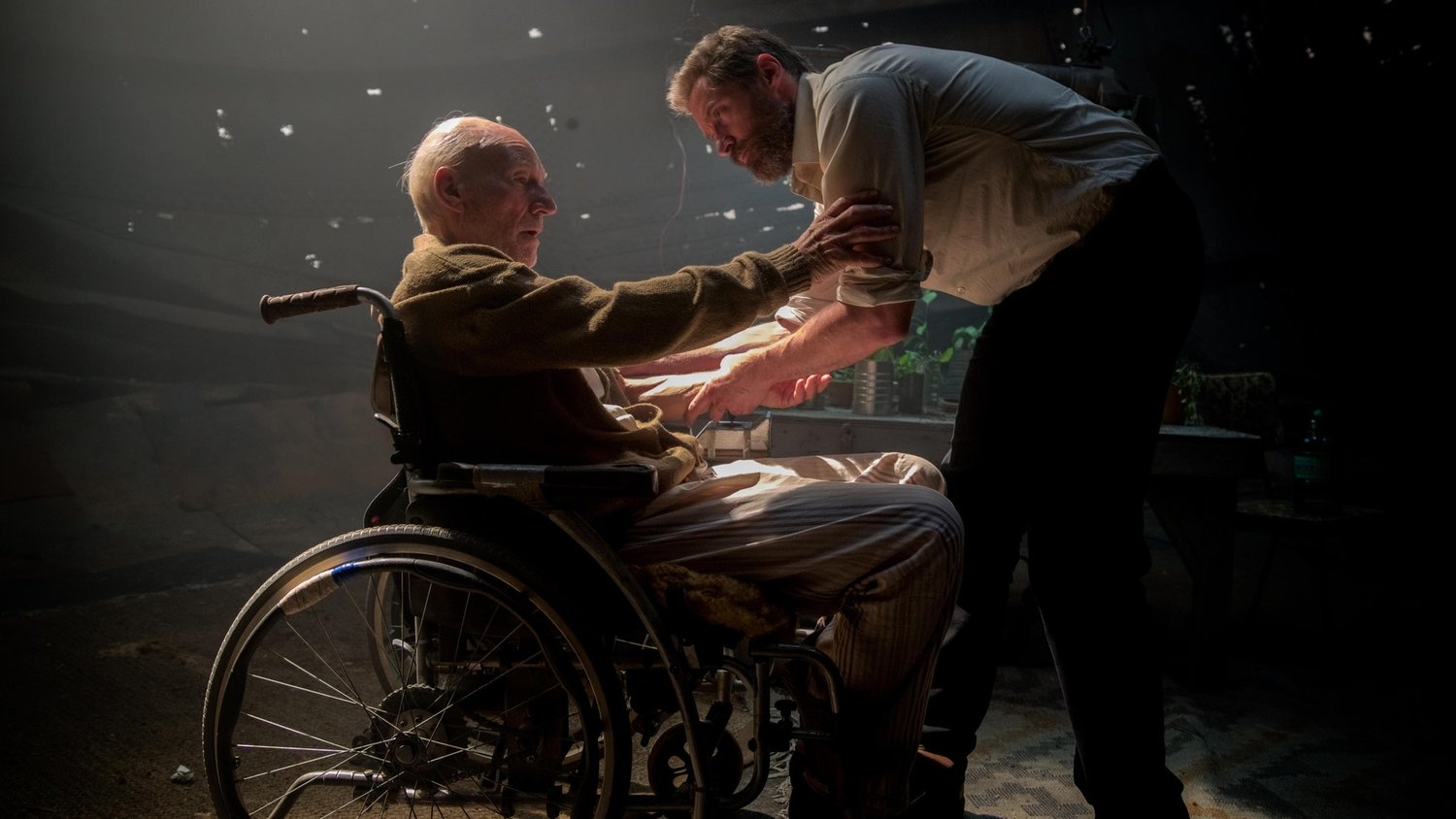 Patrick Stewart Announces He's Retiring as Professor X After LOGAN