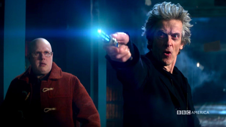 Promo Teaser for DOCTOR WHO Season 10 -