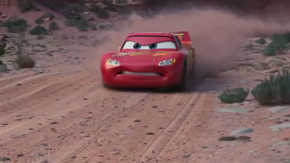 Great New Trailer For Pixar\'s CARS 3 - \