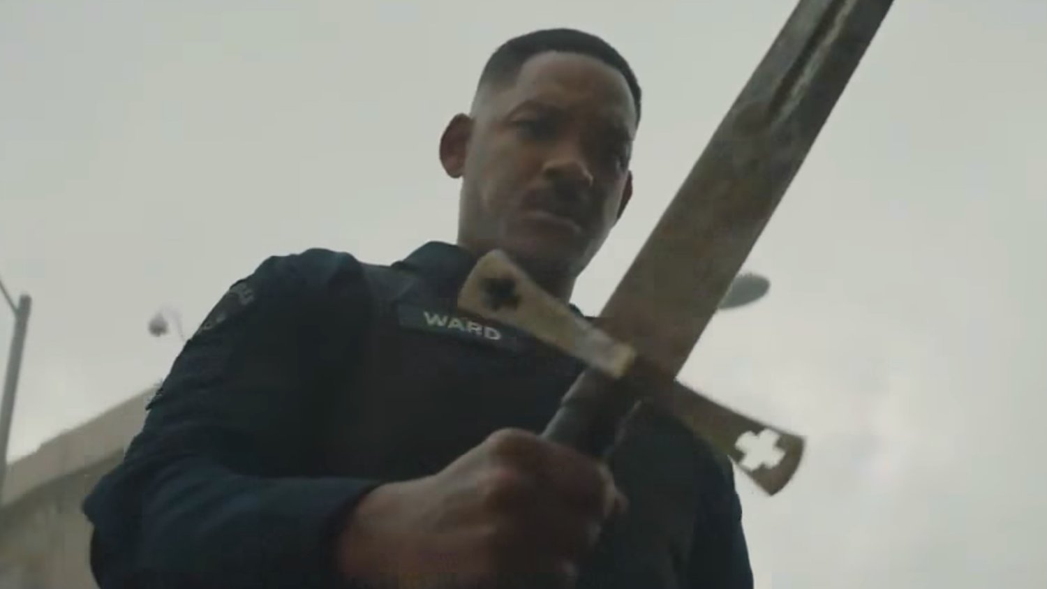 Awesome Trailer for Will Smith and David Ayer's Fantasy Cop Thriller BRIGHT