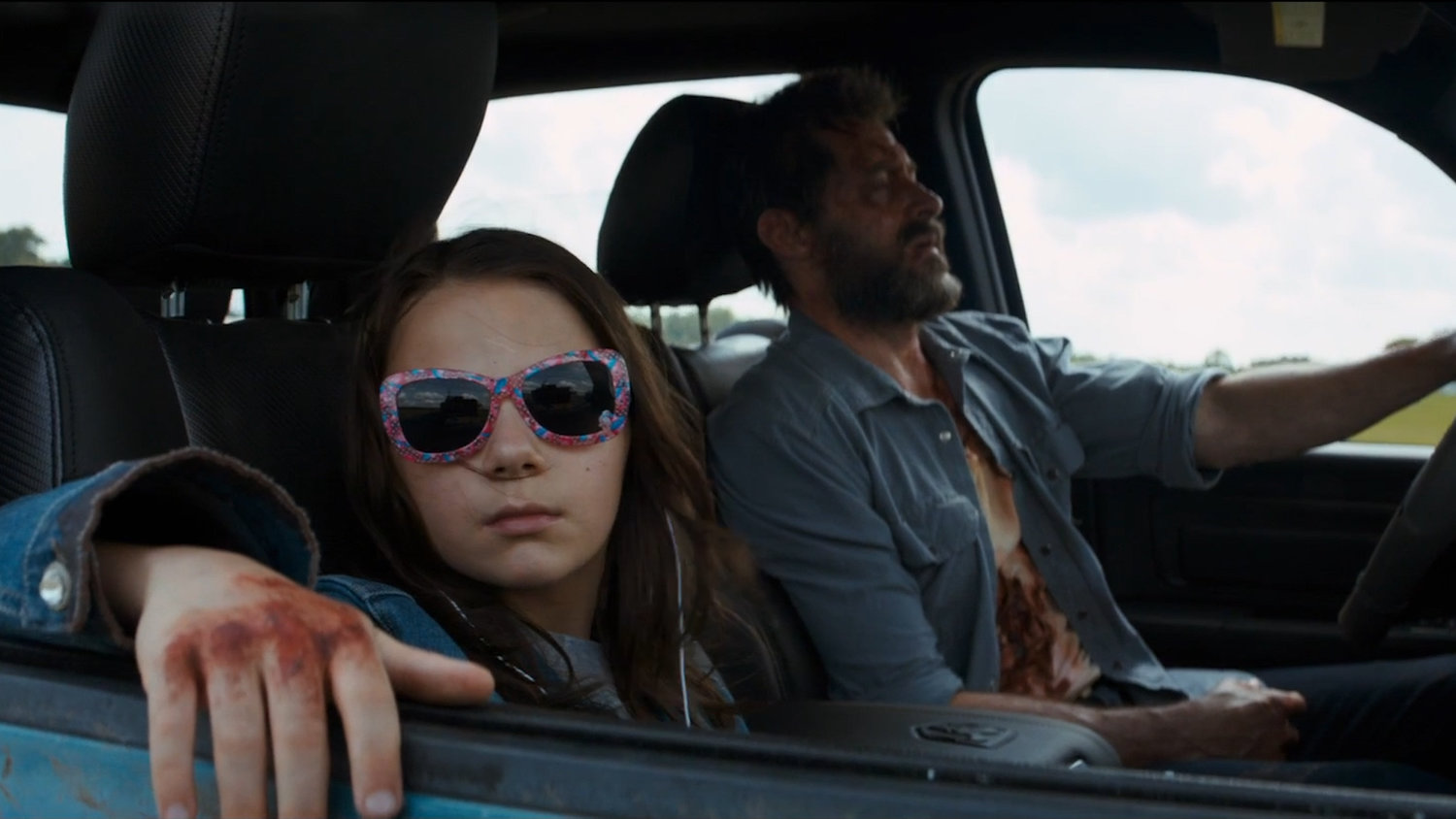 X-23's Foot Claws Shown in Recent Promo for LOGAN