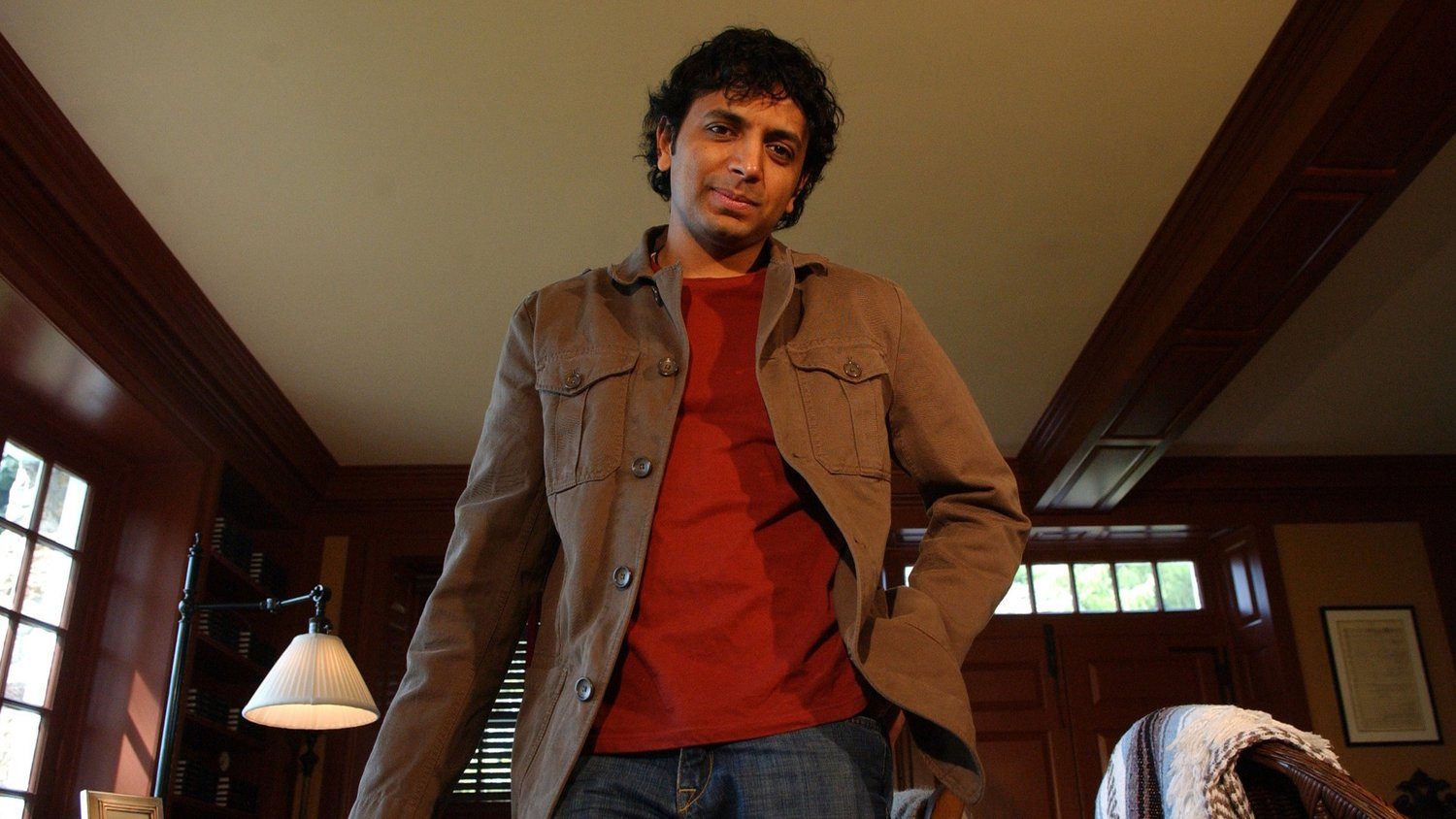 Director M. Night Shyamalan Hilariously Takes Credit for the Oscars's Twist Ending