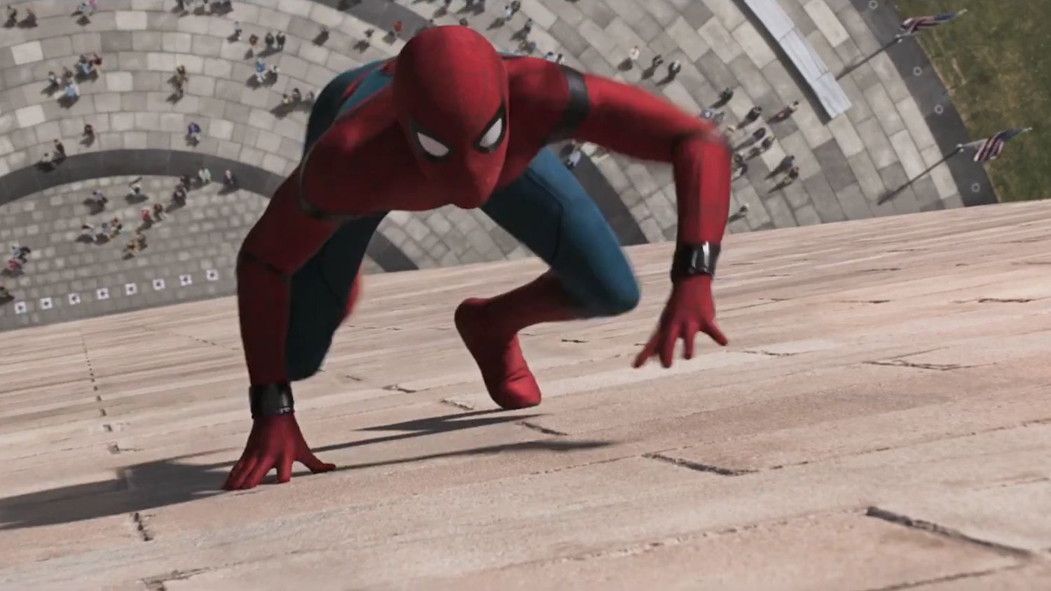 NECA Announces Life-Size Spider-Man Figure for SPIDER-MAN: HOMECOMING