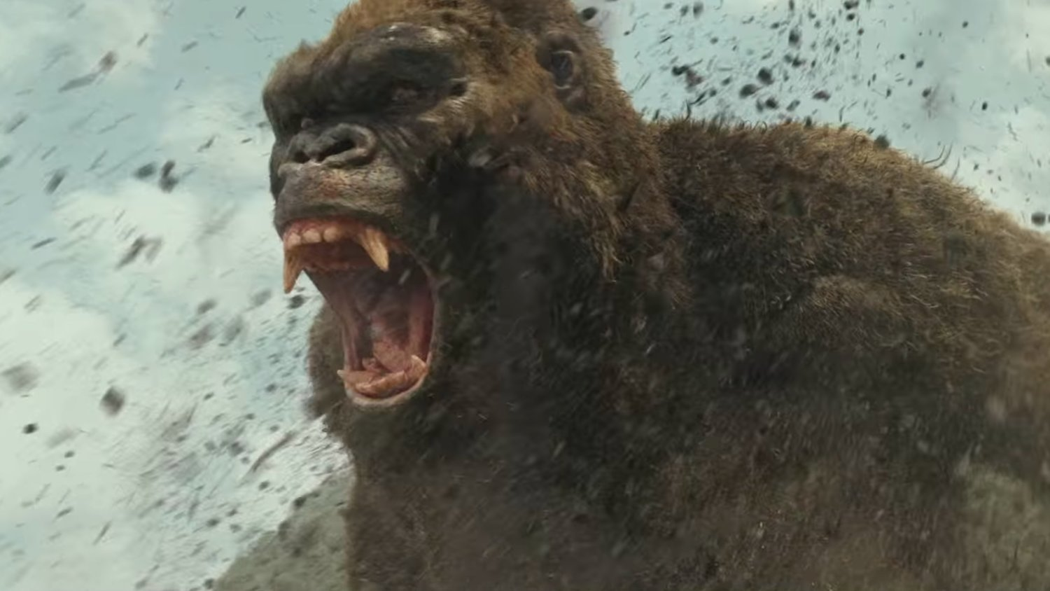 Epic Final Trailer and VR Experience for KONG: SKULL ISLAND -