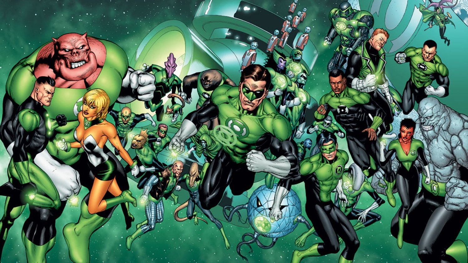 A Green Lantern Character Is Rumored to Appear in JUSTICE LEAGUE