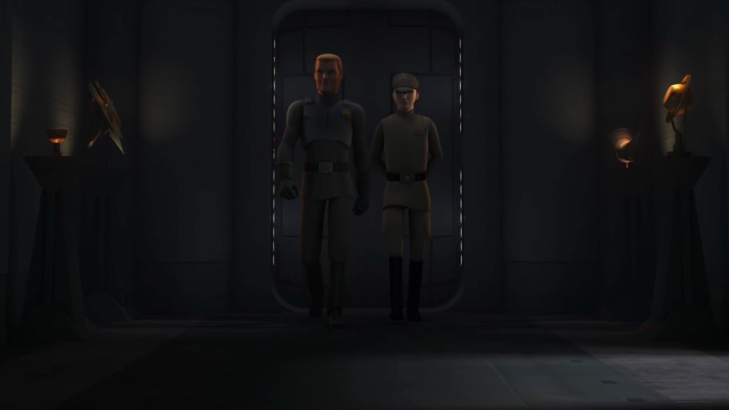 Cool STAR WARS REBELS Easter Eggs for INDIANA JONES, REVENGE OF THE SITH, and More