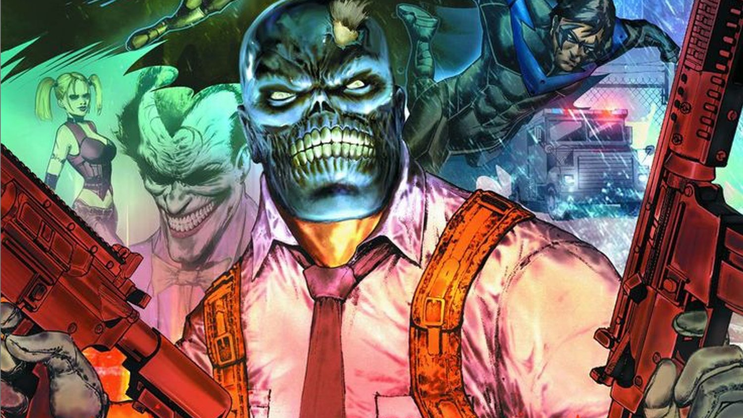 David Ayer's GOTHAM CITY SIRENS Could Possibly Include the Villain Black Mask