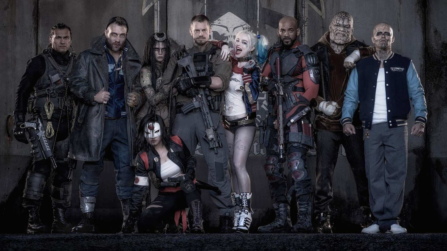 Mel Gibson Talks About His Meeting for SUICIDE SQUAD 2