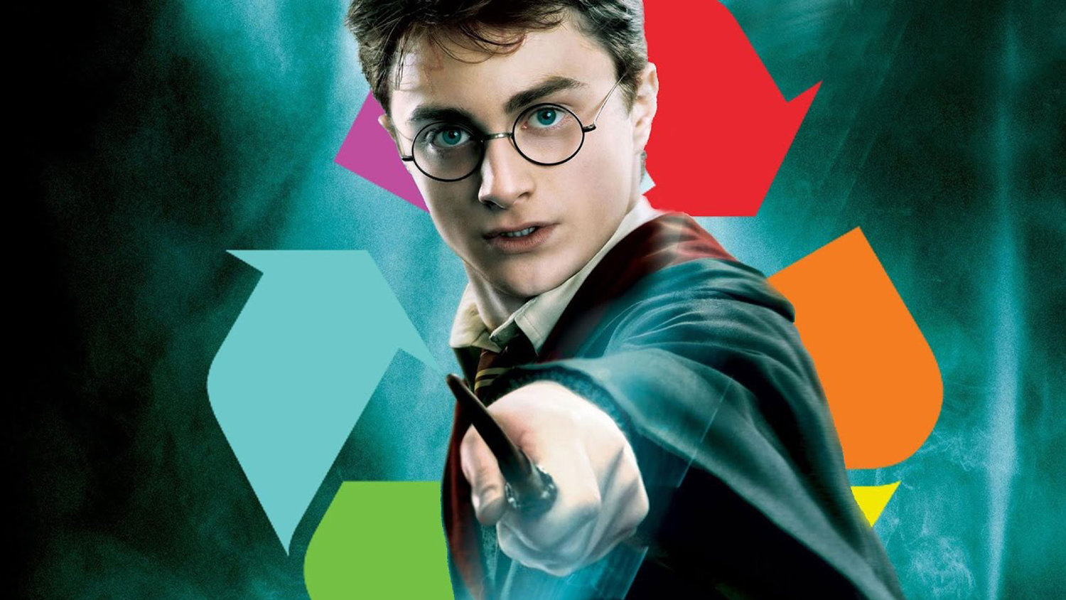 Watch: The Sounds of HARRY POTTER Remix Will Give You Something to Groove to Today