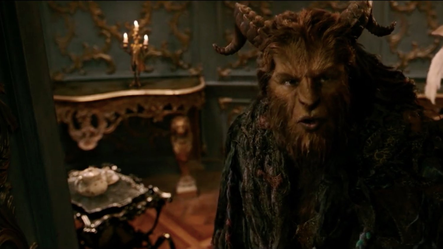 Watch a Beastly Invitation in New BEAUTY AND THE BEAST Clip