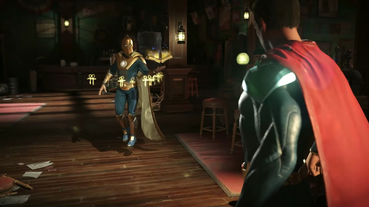 DOCTOR FATE Blasts Onto An Overwhelming INJUSTICE 2 Lineup