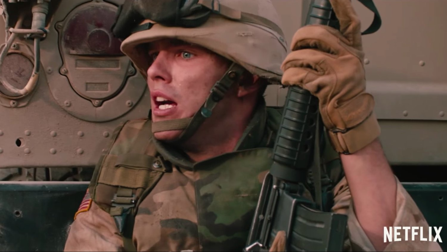 Intense Trailer for Netflix's War Drama SAND CASTLE with Henry Cavill and Nicholas Hoult