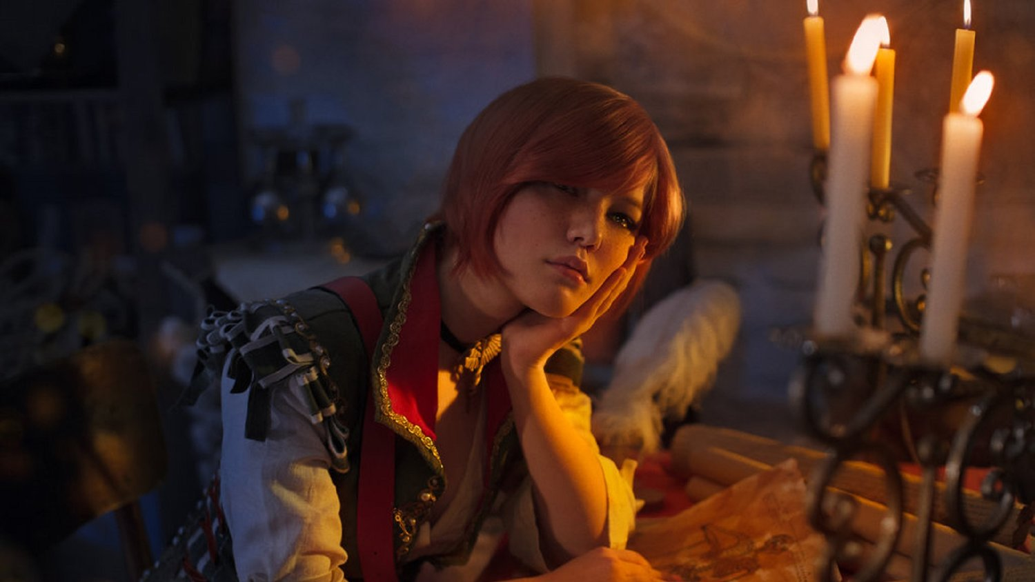 Let This Amazing Shani WITCHER Cosplay Heal What Ails You