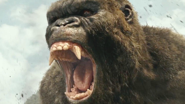 KONG: SKULL ISLAND Post Credits Scene Teases Epic Monster Showdown