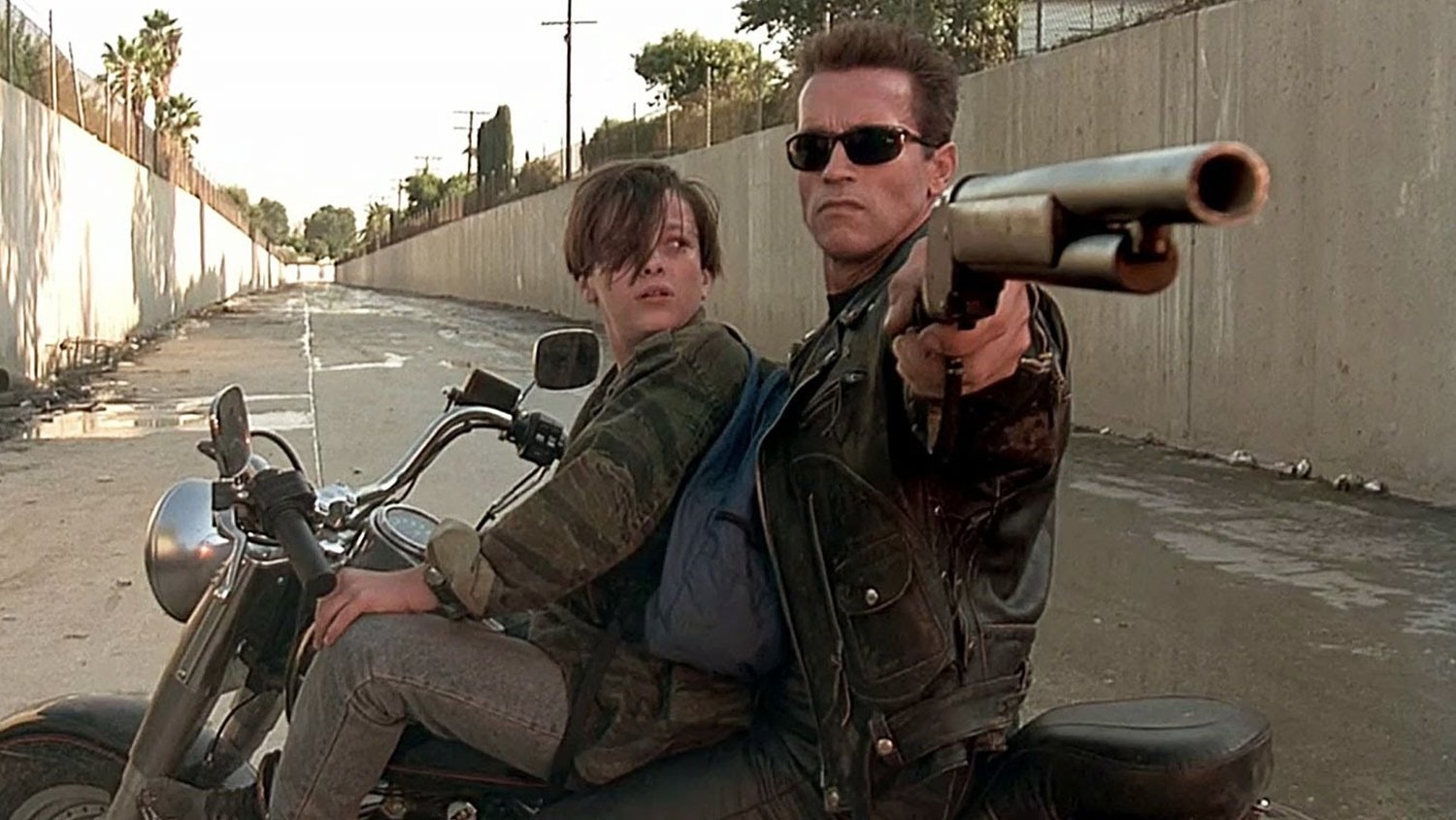 TERMINATOR 2: JUDGMENT DAY Returns to Theaters in 3D This Summer!