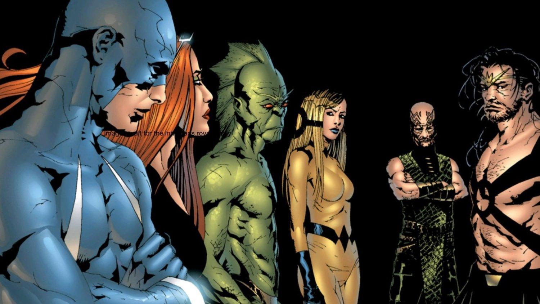 Marvel Announces INHUMANS Casting for Gorgon, Crystal, Triton, Auran, and Lockjaw