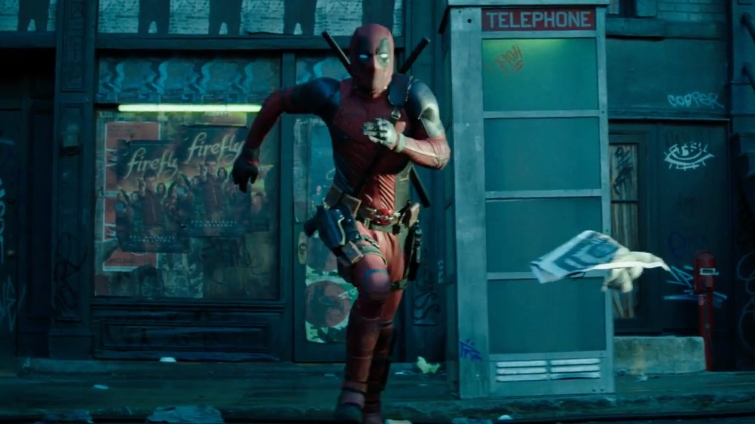 Watch The Hilarious Deadpool Short Film No Good Deed That Plays