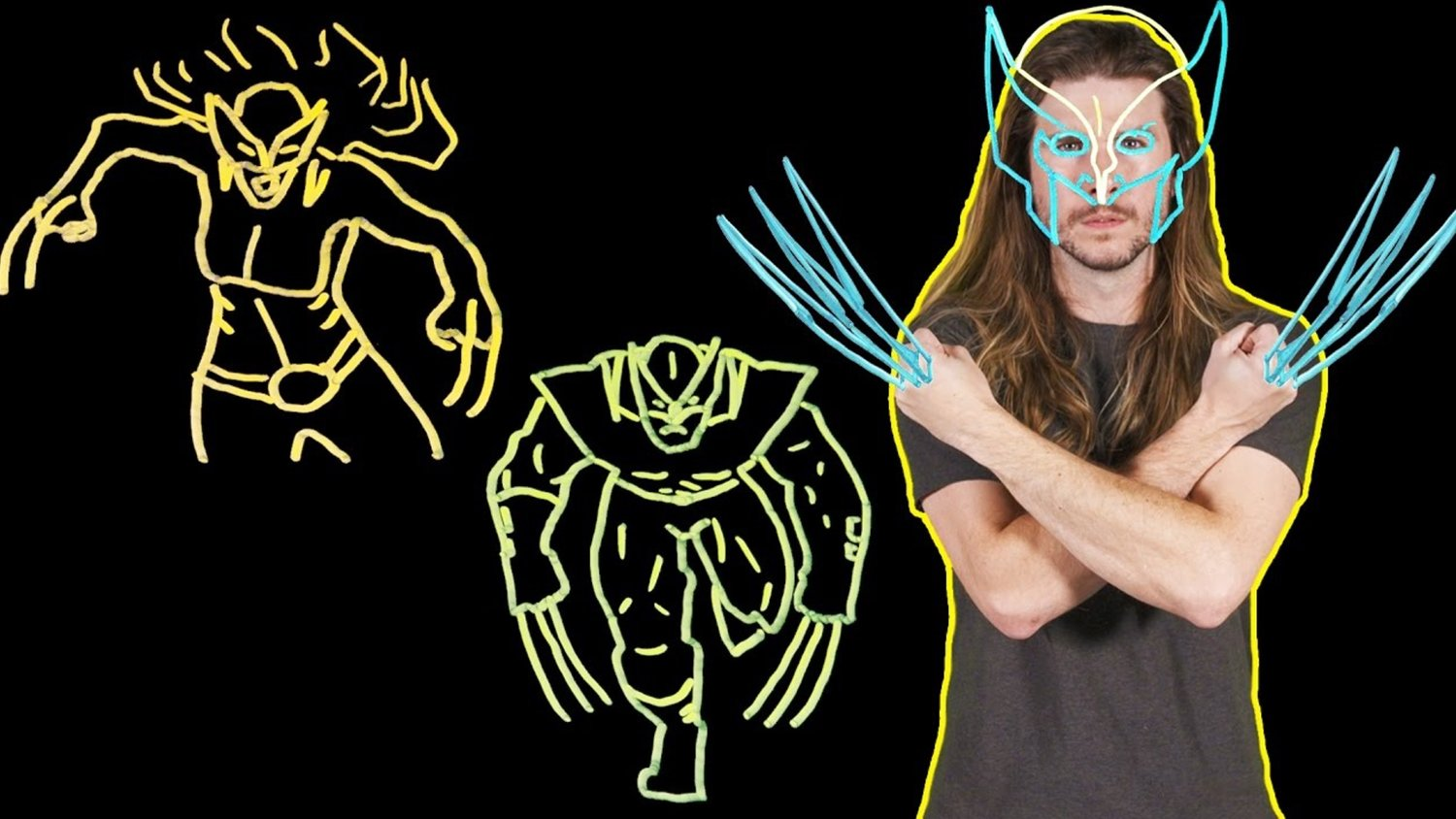 Scientific Explanation of Why X-23's Claws Are Deadlier Than Wolverine's