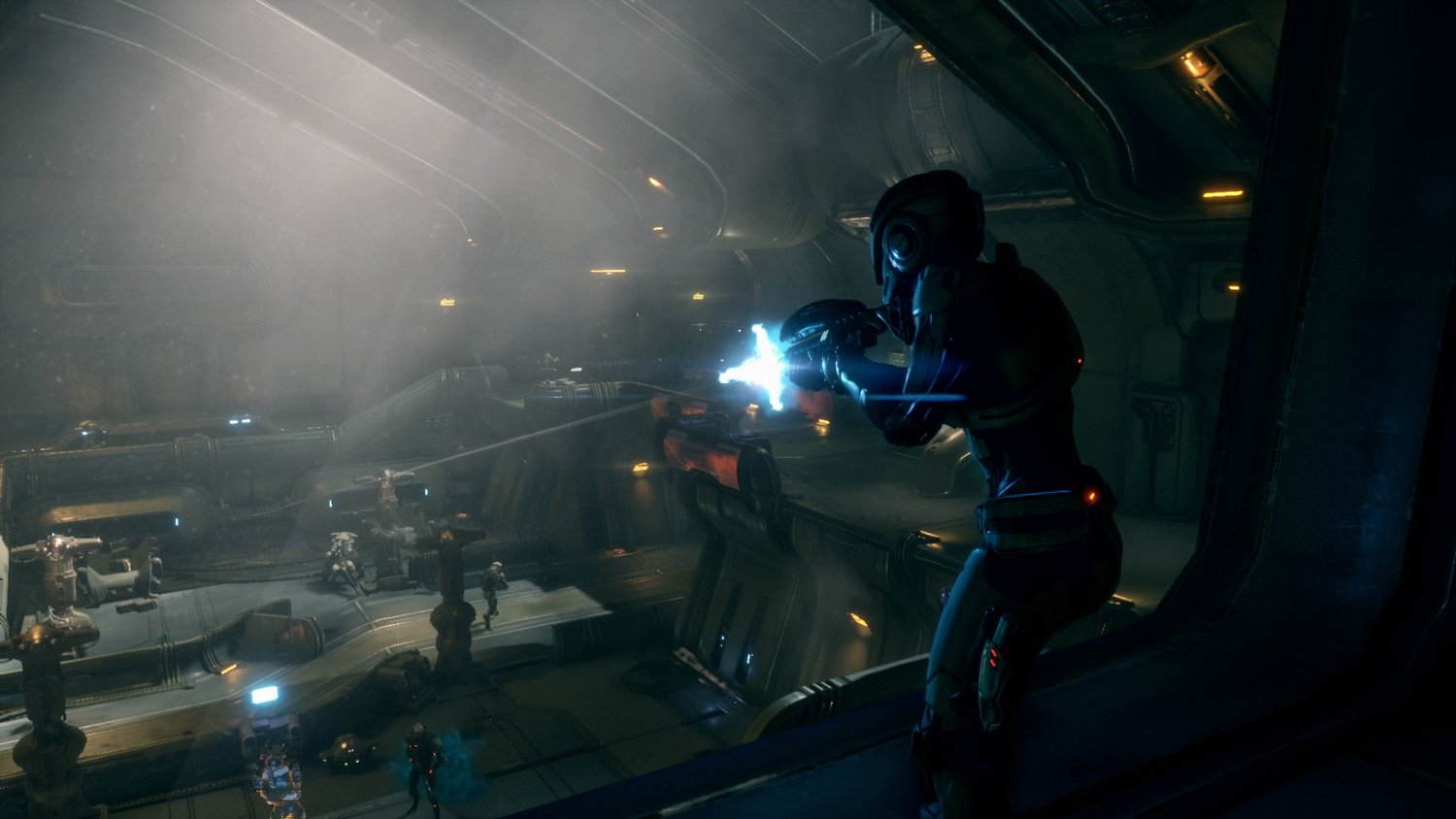 10 Hour Demo Of MASS EFFECT: ANDROMEDA Will Be Gated