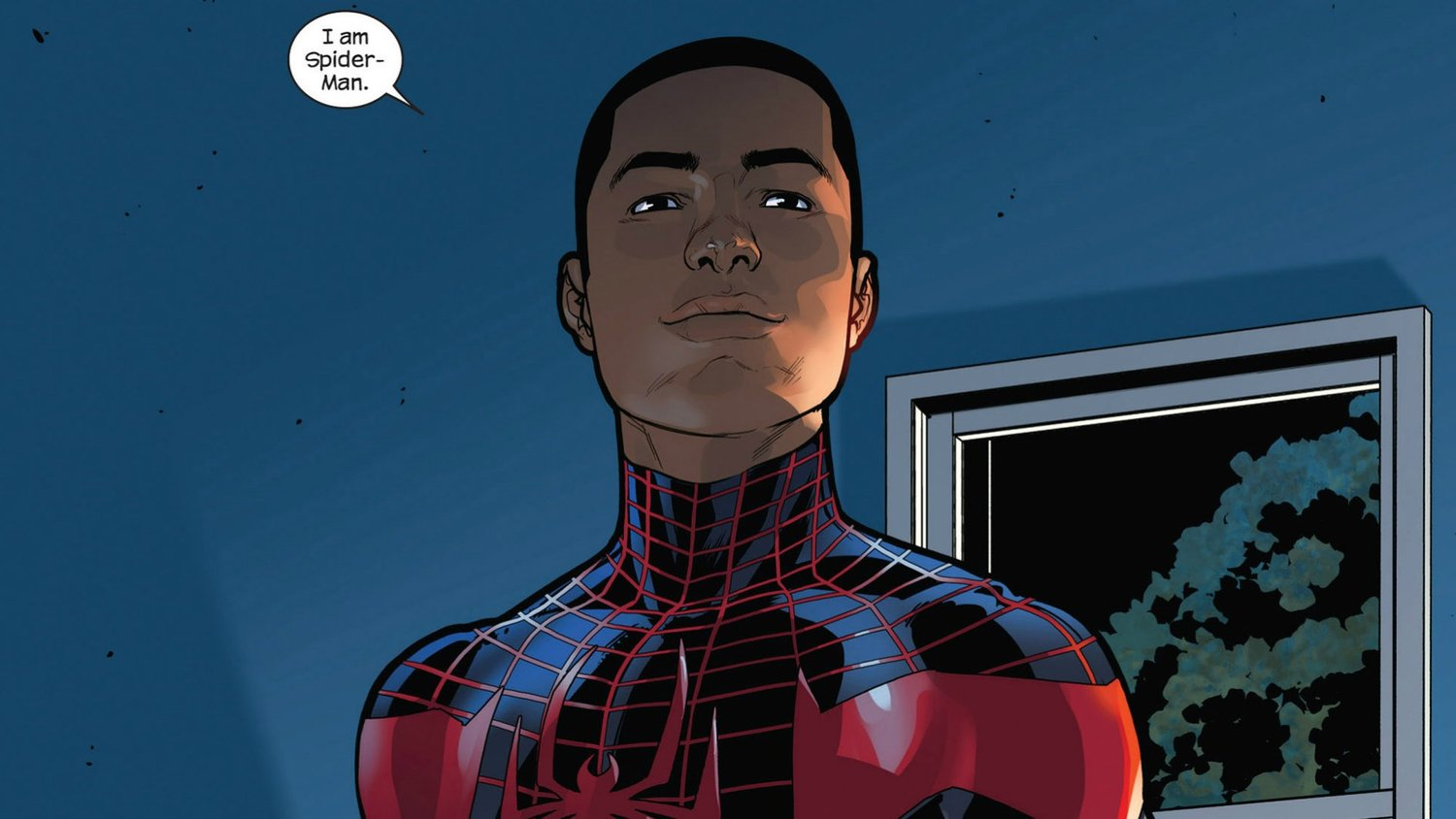 Ice Cube Being Considered to Voice Miles Morales' Dad in Animated SPIDER-MAN Film