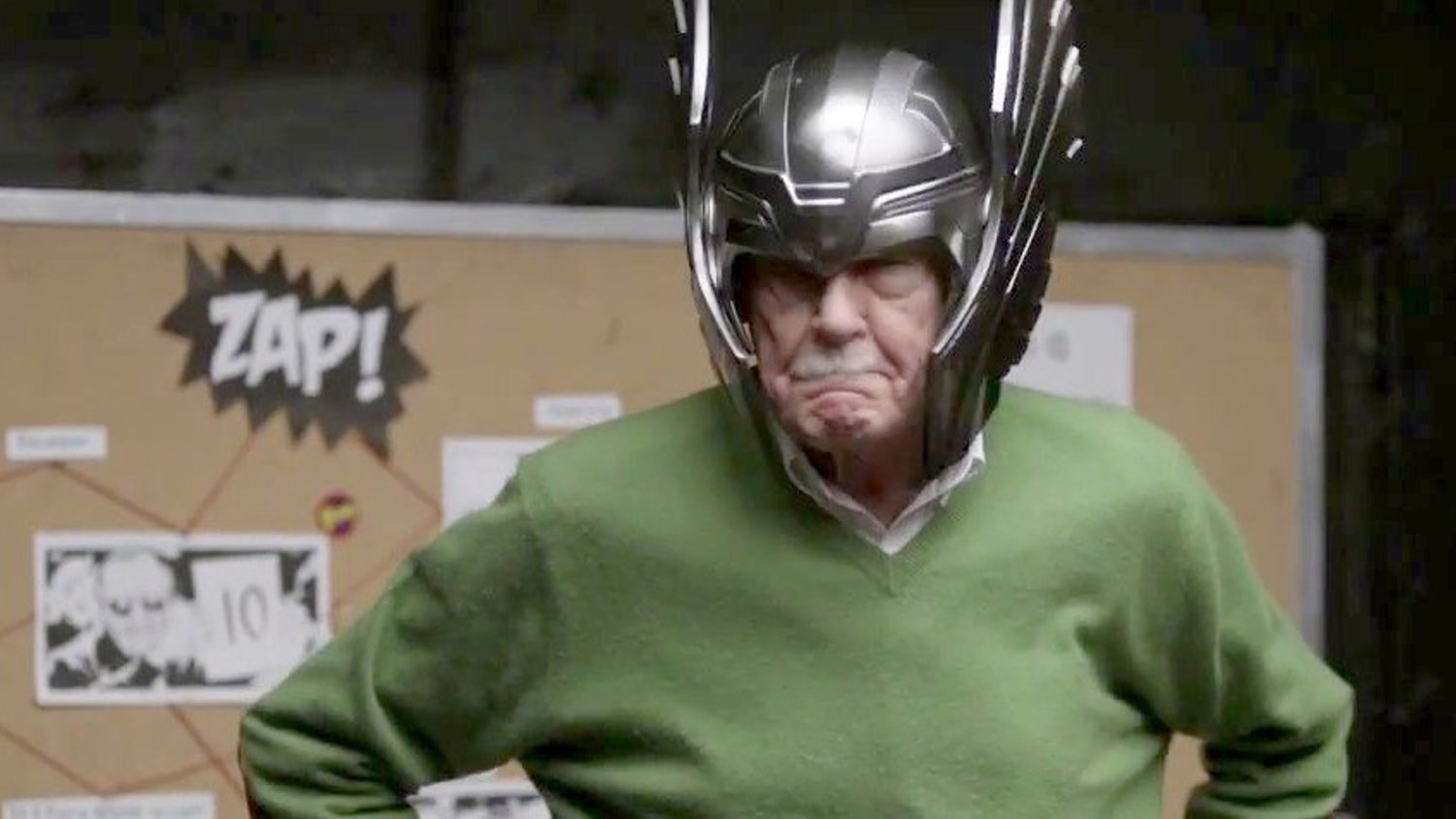 Todd McFarlane Reveals What Stan Lee's Cameo Would Be in His SPAWN Movie