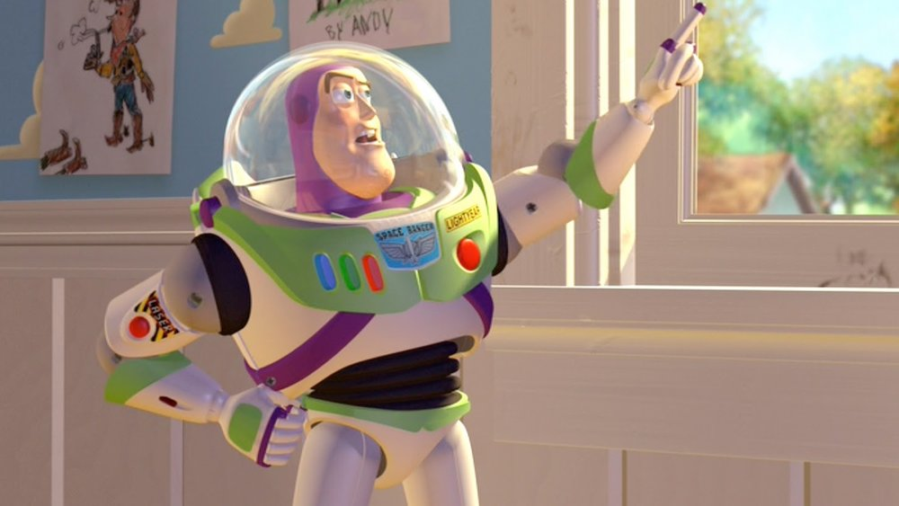 Here's Billy Crystal's Fun Buzz Lightyear Screen Test for ... Geek Wallpaper