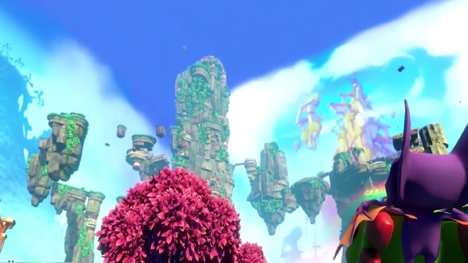Spend 22 Minutes in the Gorgeous World of YOOKA LAYLEE