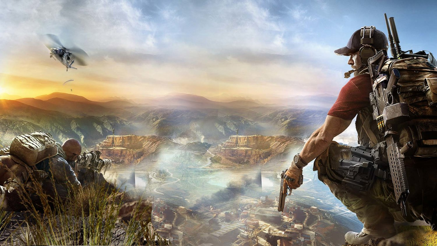 Check Out the Amazing World of GHOST RECON: WILDLANDS and Win Yourself a Copy