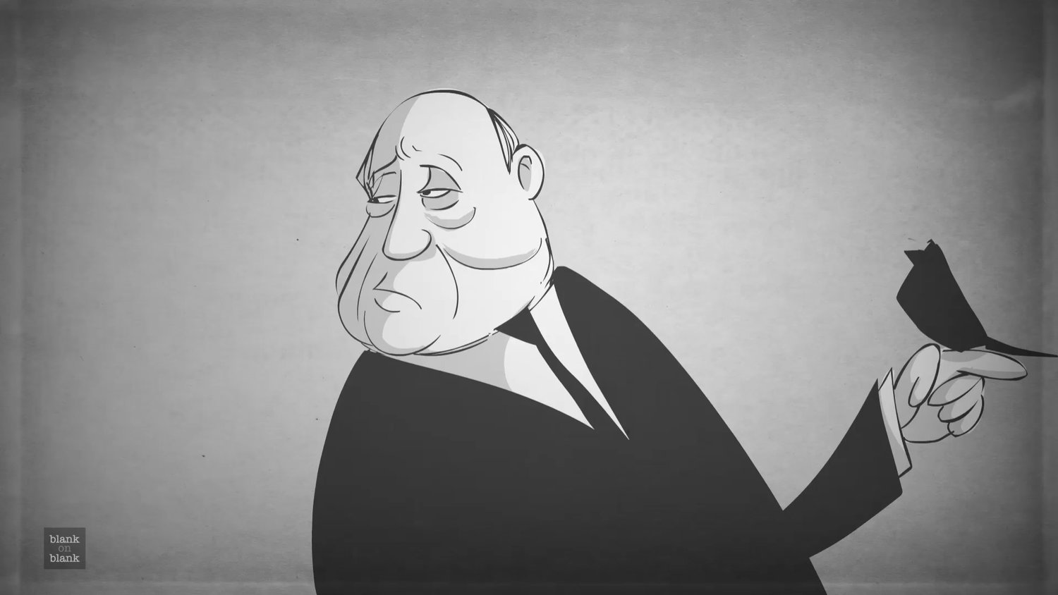 Alfred Hitchcock Talks His Love of Fear in Classic Animated Interview