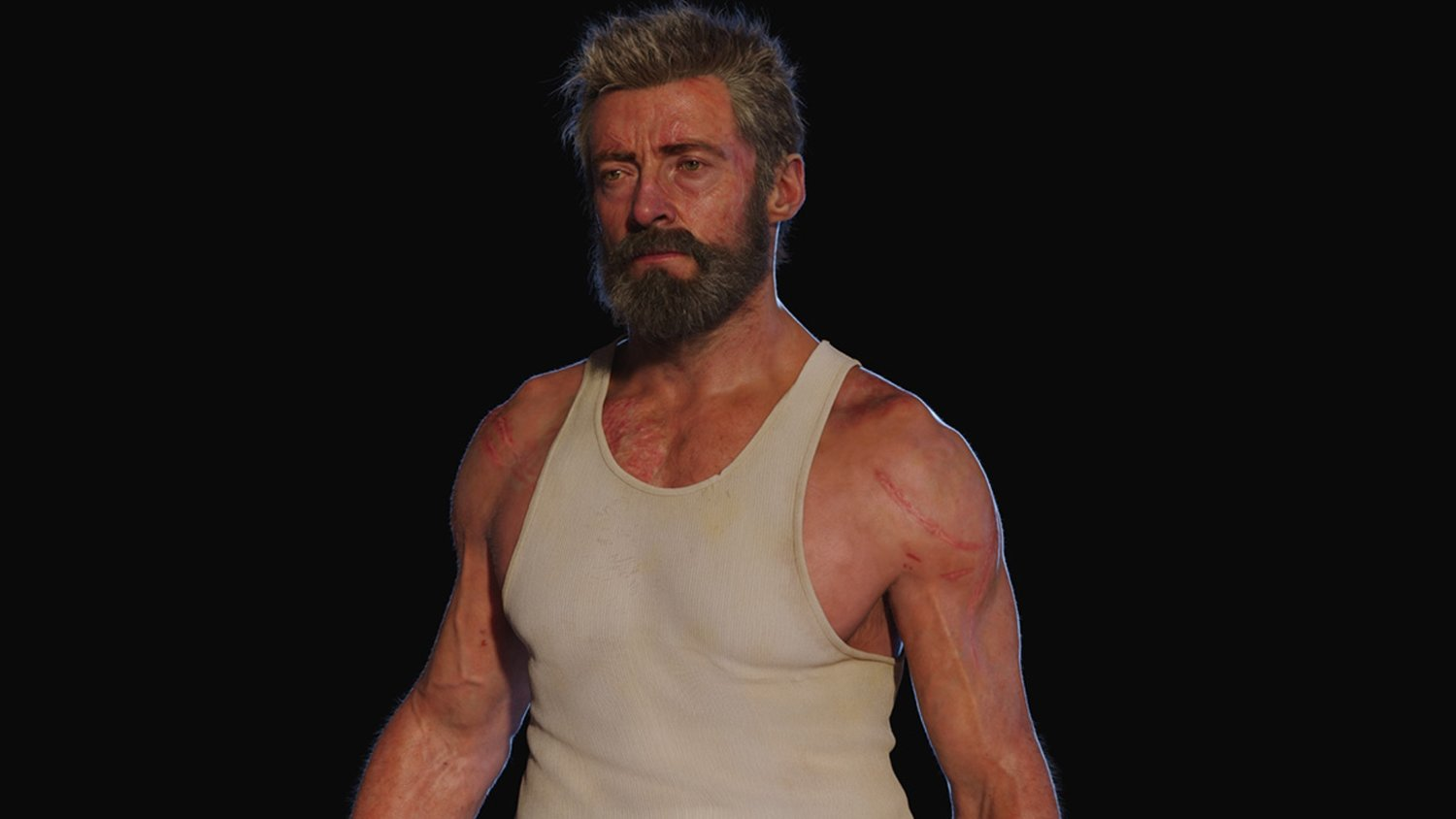 Hugh Jackman Had a CGI Double in LOGAN and You Would've Never Noticed