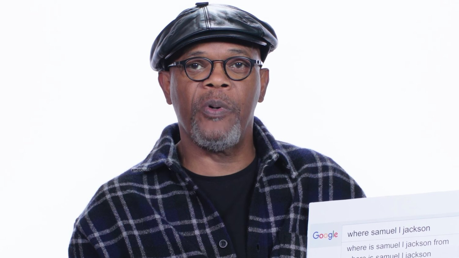 Samuel L. Jackson Answers Google's Top Search Questions About Him