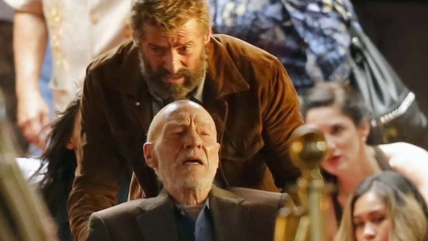 LOGAN Director James Mangold Offers Insight on Why the Westchester Incident Was Cut From the Film