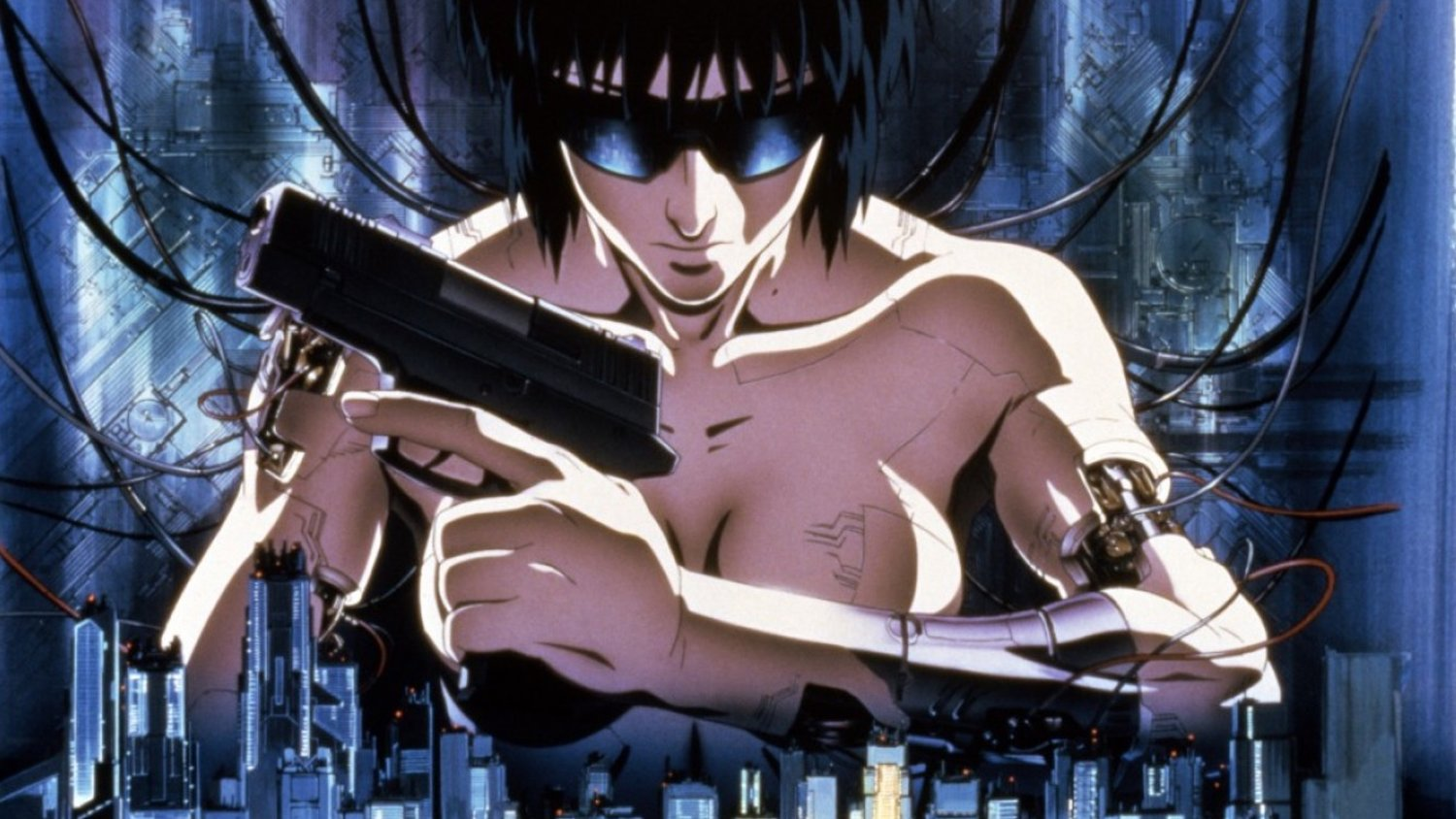 GHOST IN THE SHELL Video Infographic Takes Us Through a Brief History of the Franchise