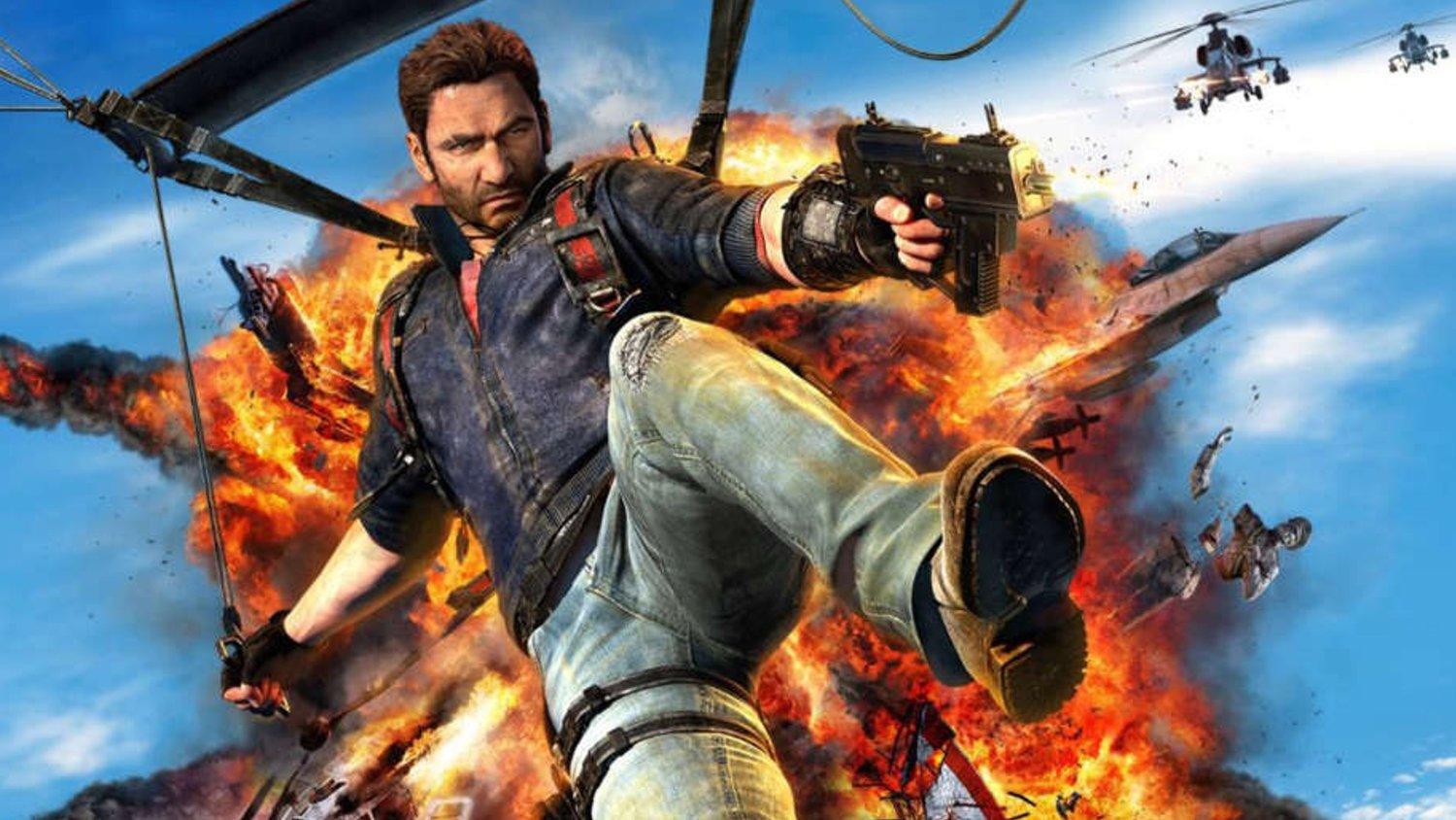 Jason Momoa Set to Star in Big Screen Adaptation of JUST CAUSE with Director Brad Peyton