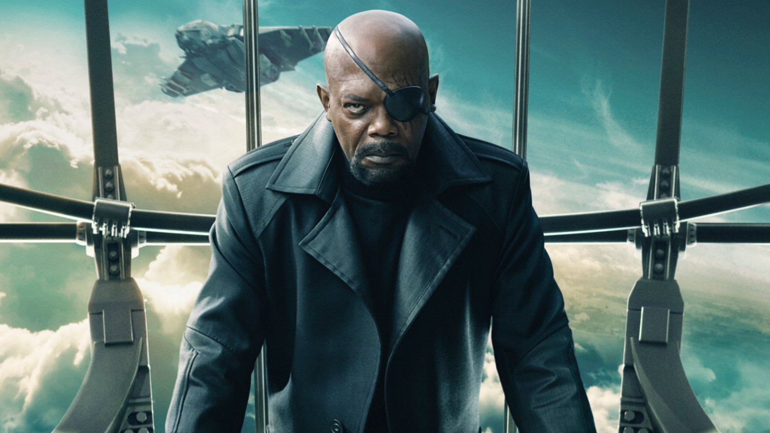 Samuel L. Jackson Is Frustrated That He's Not in Marvel's BLACK PANTHER Movie
