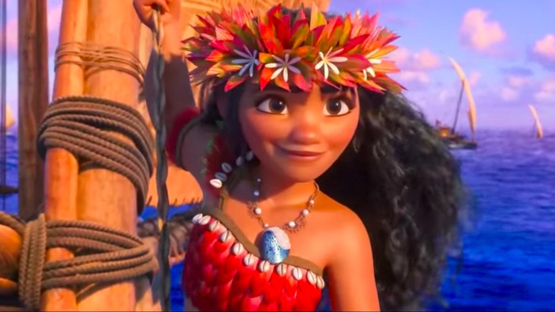 MOANA Honest Trailer: Are We Building Up To Disney's Princess AVENGERS?